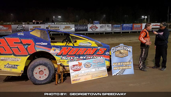 HOWARD PICKS UP WIN AT MID ATLANTIC CHAMPIONSHIP