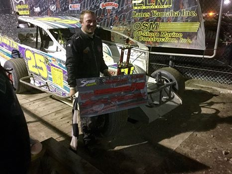 RUDOLPH, MILLS, KORMAN, VONDOHREN AND COLLINS JR. CLAIM FEATURE WINS
