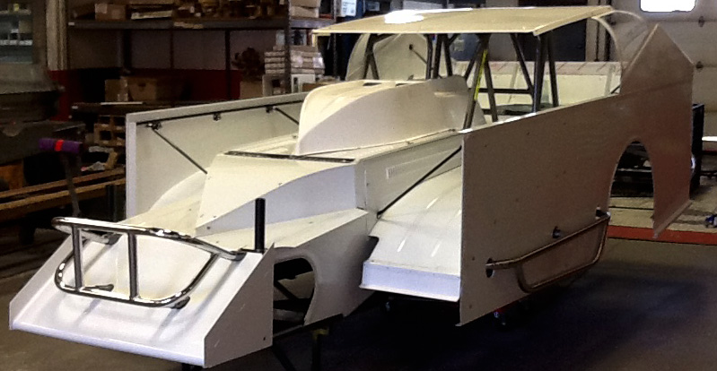 BUILD SEASON IS UNDERWAY AT BICKNELL RACING PRODUCTS