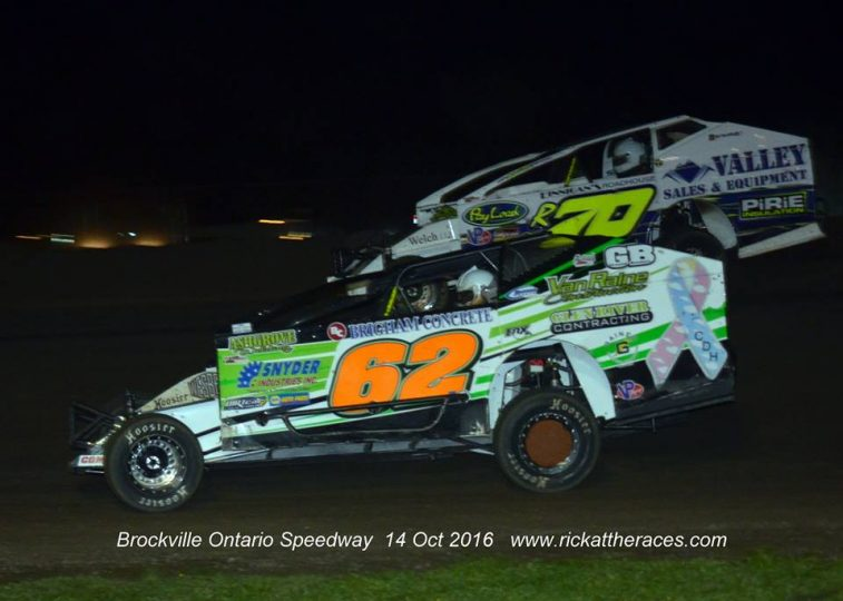 ERICK RUDOLPH SWEEPS FALL NATIONALS WEEKEND