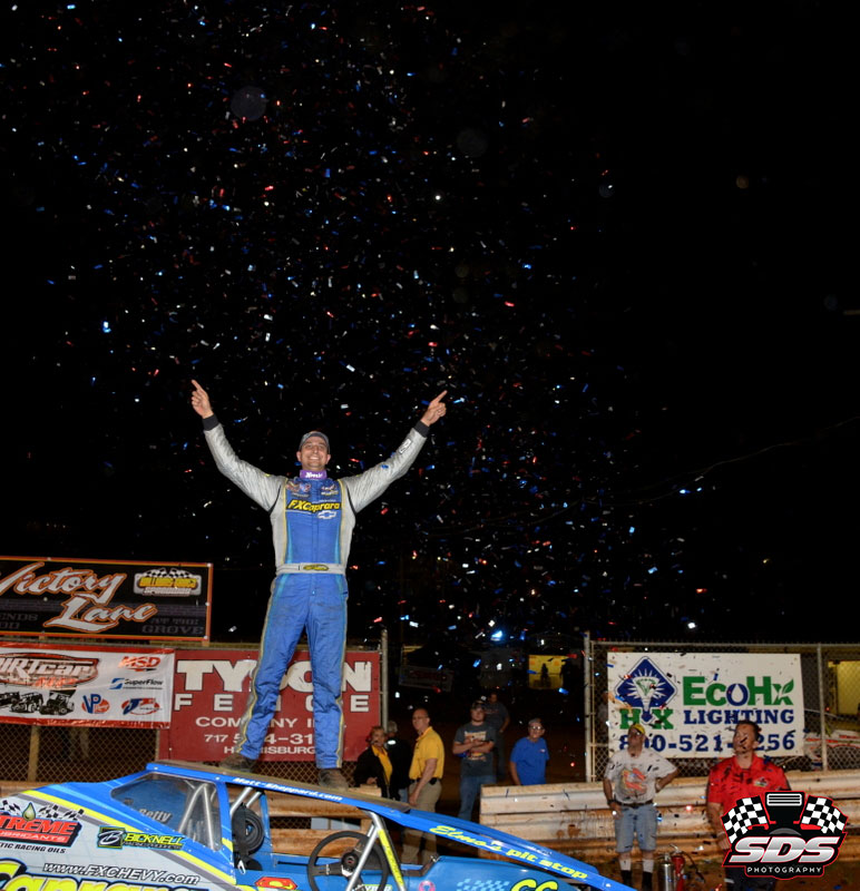 Sheppard Scores at Williams Grove