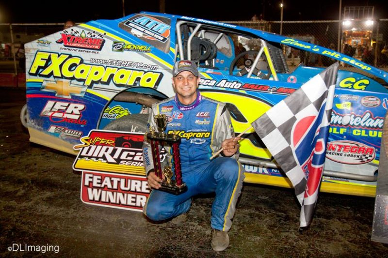 Another Stout Performance by Super Matt Sheppard; Collects Fifth Series Win at Granby