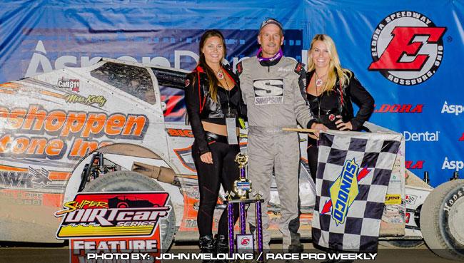Tim Fuller Conquers Return of the Big-Blocks to Eldora Speedway
