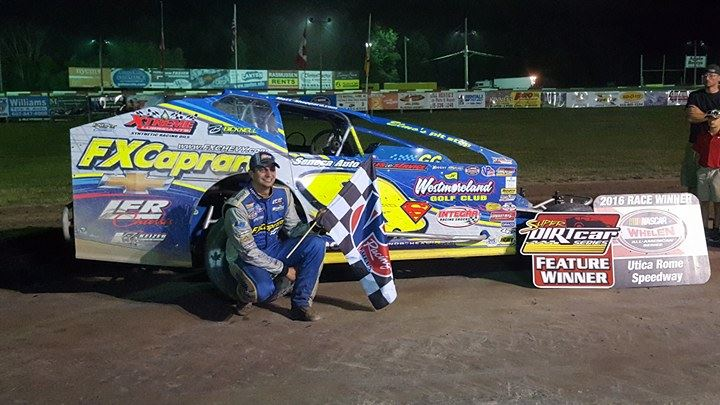 Sheppard and Rouse Take Wins At Utica Rome Speedway