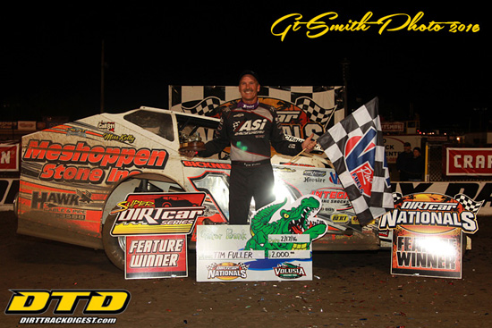 Fuller Flies High in DIRTcar Nationals Opener for Big-Block Modifieds for First Volusia Win Since 2007