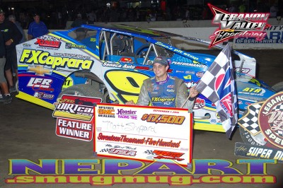 """Super"" Matt Sheppard Is Mr. Dirt Track USA"