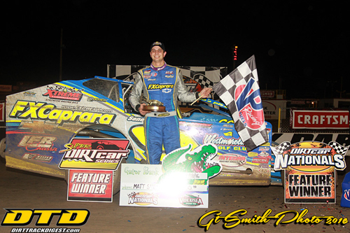 Sheppard Wins DIRTcar Nationals Barn Burner on Thursday Night