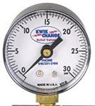 0-30 psi  Relief valve Replacment Gauge