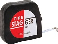 1/4^ x 10' TIRE STAGGER TAPE MEASURE