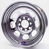 14x7 STEEL WHEEL MULTI FIT CHROME