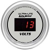 2-1/16^ DIGITAL  Voltmeter Gauge