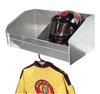 2 HELMET SHELF 28-1/4^ x 15^ x 12^