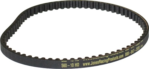 "21.1"" LONG,10MM WIDE RADIUS TOOTH BELT"
