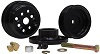 25% PRO SERIES SERPENTINE PULLEY KIT