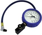 4^ AIR PRESSURE FILL AND BLEED GAUGE