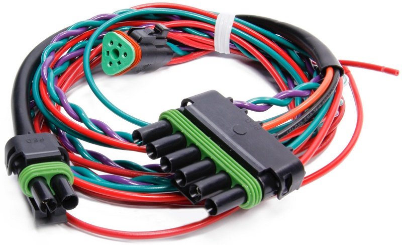 "48""LONG 6 PIN WIRING HARNESS"