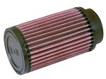 AIR FILTER 6^TALL 3-1/2^DIA.2-1/2^FLANGE