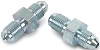 AN3 MALE X 10 MM X 1 MALE FITTING PAIR