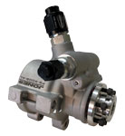 Alum. Power Steering Pump with WEGWA031 HUB