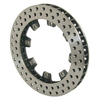 Brake Rotor, Ultralite 32, Drilled, 11.750 in OD, 1.250 in Thick,
