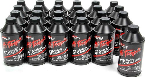 CASE OF 24 BRAKEFLUID 570 HI-TEMP