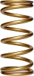 Coil Spring, Conventional, 5.0 in OD, 10.500 in Length, 225 lb/in Spring Rate, R