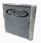 Dirt Modified Radiator with Front Mount Provision