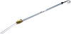 Engine Oil Dipstick, Solid Tube, 17 in Long, 1/4 in NPT