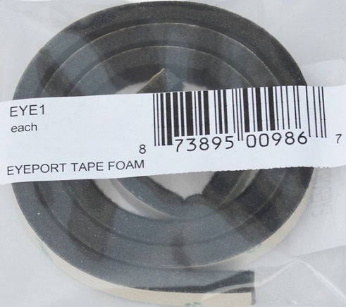Eyeport Foam - Self Adhesive - Kit