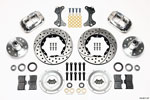FRONT WWE PRO SPINDLE KIT 11^ ROTOR