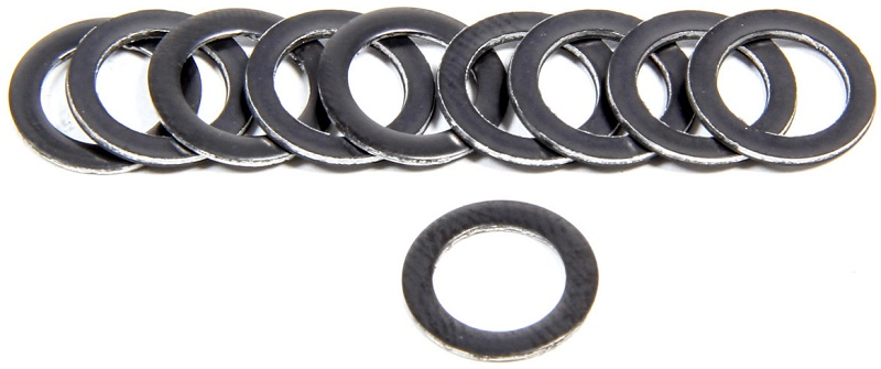Fuel Bowl Sight Plug Gasket, Stainless,