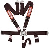 L & L 5PT HARNESS BLACK D