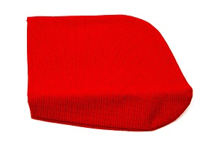 LS RED COVER FITS KIR00400 SUPPORT