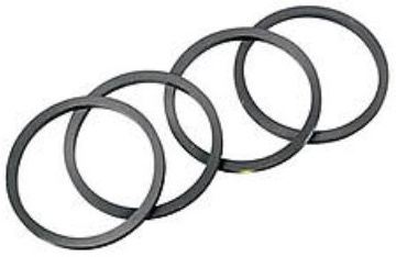 O-Ring Kit - 1.62/1.12/1.12   Square Seal - 6 pk.