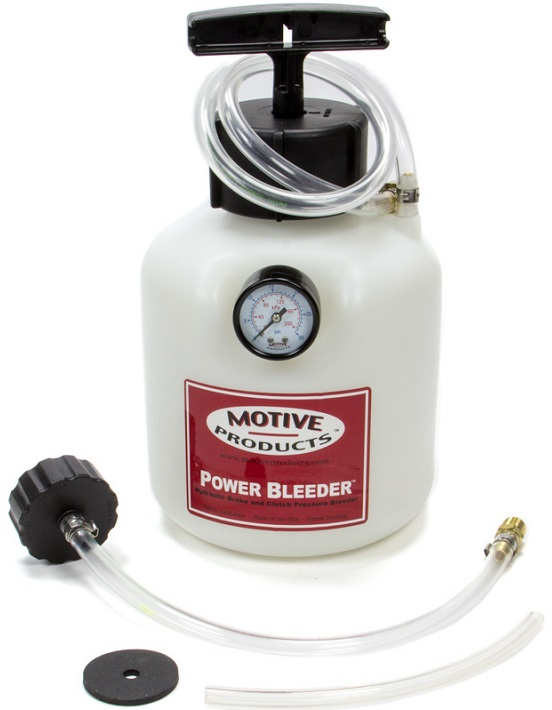 POWER BRAKE BLEEDER SYSTEM