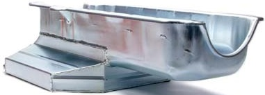 SBC C/T OIL PAN 1 PC REAR SEAL