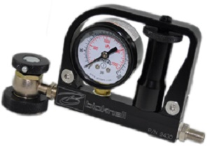 SHOCK PRESSURE GAUGE ASSEMBLY