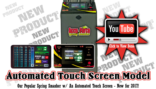 TOUCH SCREEN SPRING SMASHER