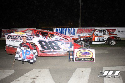 "MAHANEY TAKES ""THE JACK"" IN NEW BICKNELL CHASSIS"