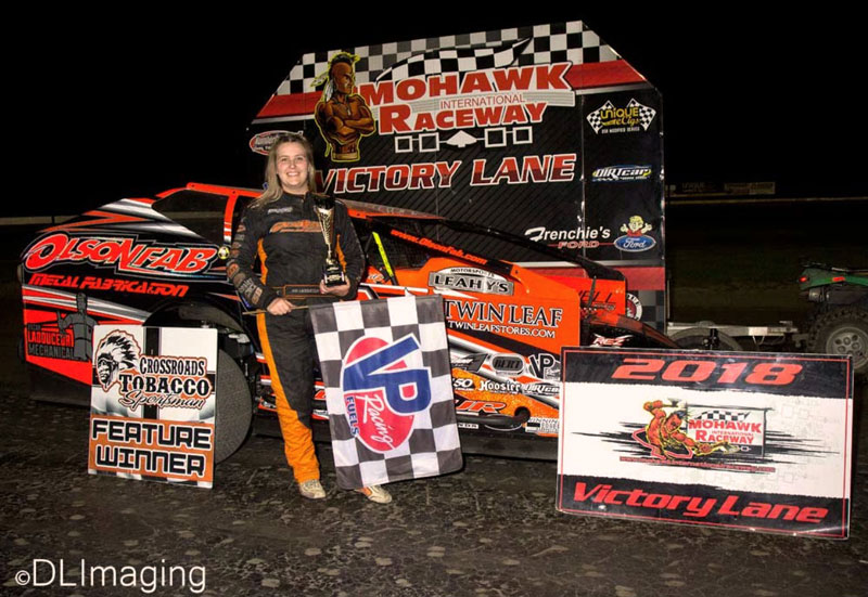LADOUCEUR ENDS WINLESS DROUGHT WITH BICKNELL