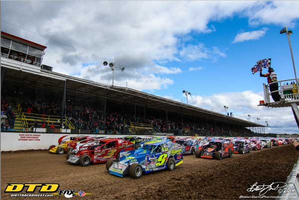 Bicknell Racing Products Pave The Way to the Clay Palace