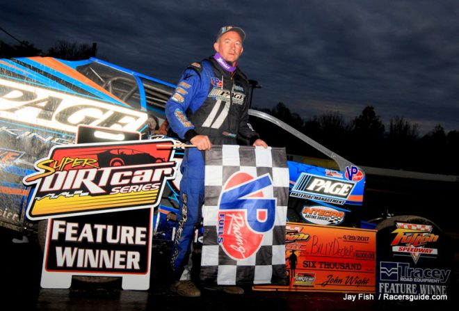 Bicknell Racing Products Claims Win Number 50 Of 2017
