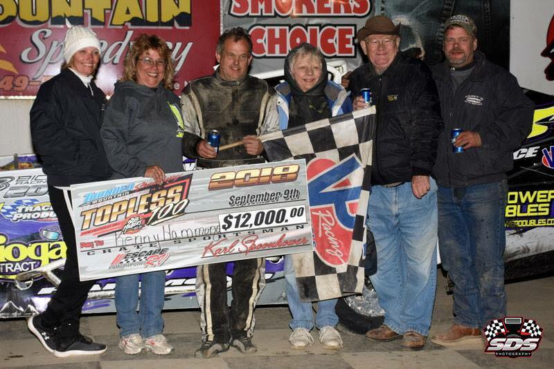 Kenny Hammond Rebounds With $13,000 Victory at Thunder Mountain
