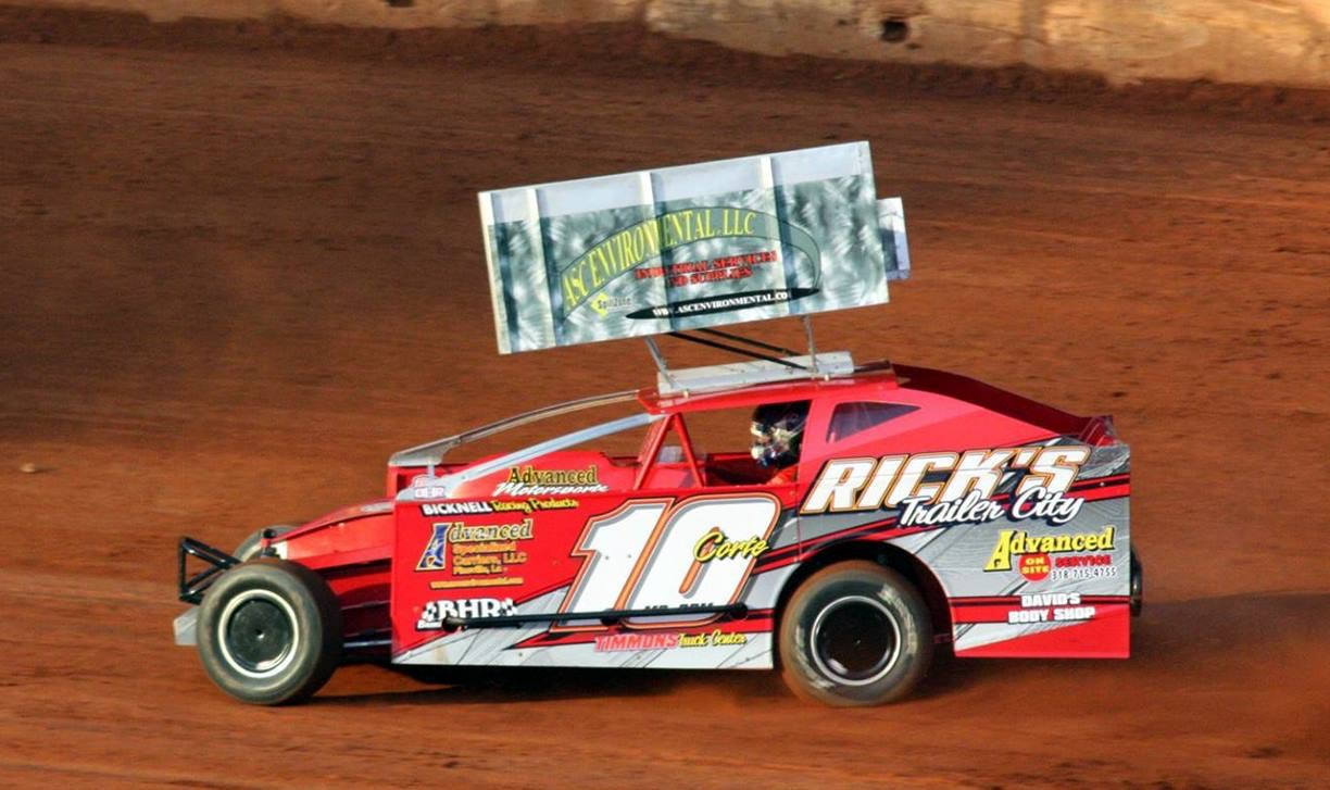 HIGHTOWER VICTORIOUS IN WINGED MODIFIED