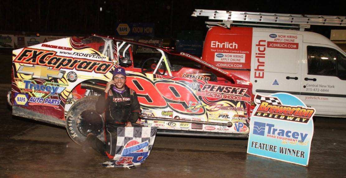WIGHTCLAIMS SEASON OPENER AT BREWERTON